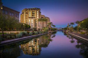 Phoenix to Scottsdale, AZ