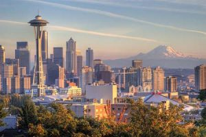 Phoenix to Seattle, WA