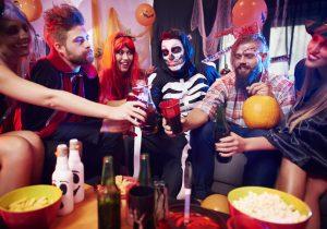 Phoenix Halloween