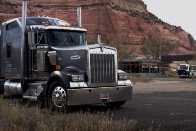 truck screening