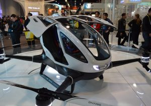 electric air taxi